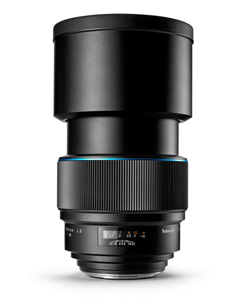 Schneider Kreuznach 150mm LS f/2.8 Blue Ring Lens for PhaseOne, lenses medium format, PhaseOne - Pictureline