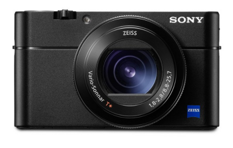Sony Cyber-shot DSC-RX100 V Digital Camera, camera point & shoot cameras, Sony - Pictureline  - 1