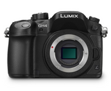 Panasonic Lumix DMC-GH4 Digital Camera Body Only, camera mirrorless cameras, Panasonic - Pictureline  - 1