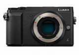 Panasonic Lumix DMC-GX85 Mirrorless Micro Four Thirds Camera Body Only (Black), camera mirrorless cameras, Panasonic - Pictureline  - 1
