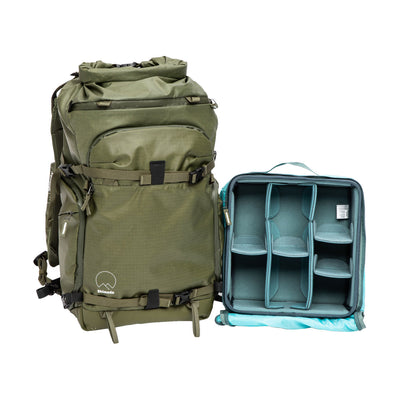 Shimoda Action X30 Starter Kit (w/ Med. Mirrorless Core Unit) Army Green