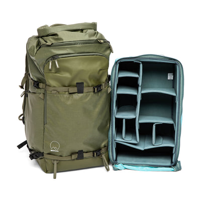 Shimoda Action X70 Starter Kit (w/ XL DV Core Unit) Army Green