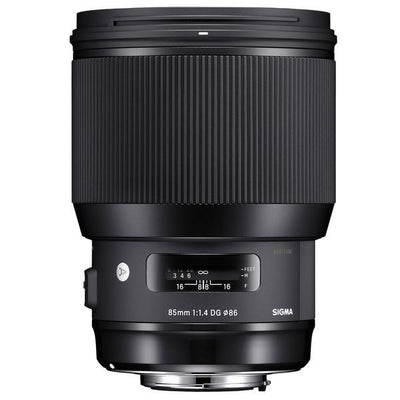 Sigma 85mm f/1.4 DG HSM ART Lens for Sony E-Mount (FE)