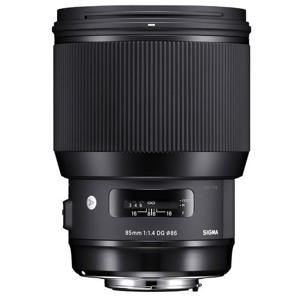 Sigma 85mm f/1.4 DG HSM ART Lens for Sony E-Mount