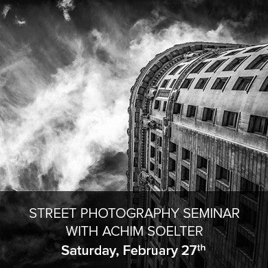 Street Photography with Achim Soelter - Seminar (February 27th), events - past, pictureline - Pictureline