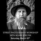 Street Photography with Achim Soelter - Downtown SLC Workshop (March 12th), events - past, pictureline - Pictureline  - 1