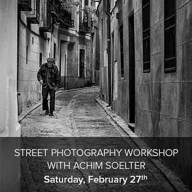 Street Photography with Achim Soelter - Downtown SLC Workshop (February 27th), events - past, pictureline - Pictureline