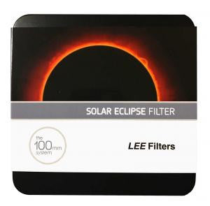 Lee Filters 100x100mm Solar Eclipse Glass 20 Stop ND Filter