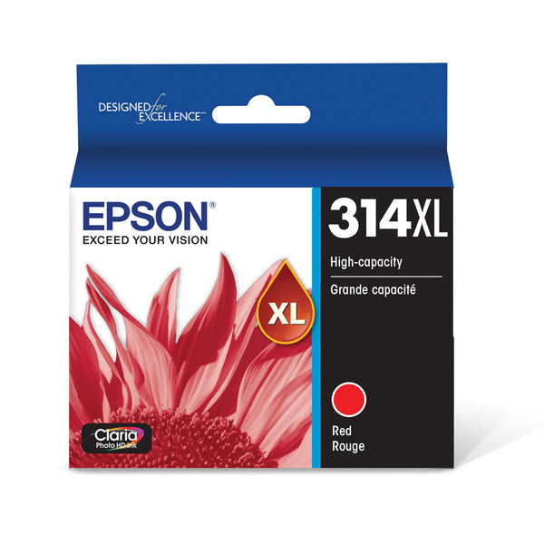 Epson T314XL720 Red Ink Cartridge for XP-15000 (314XL)