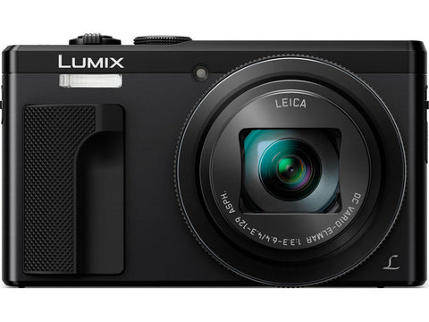 Panasonic Lumix DMC-ZS60 Digital Camera (Black), camera point & shoot cameras, Panasonic - Pictureline  - 1