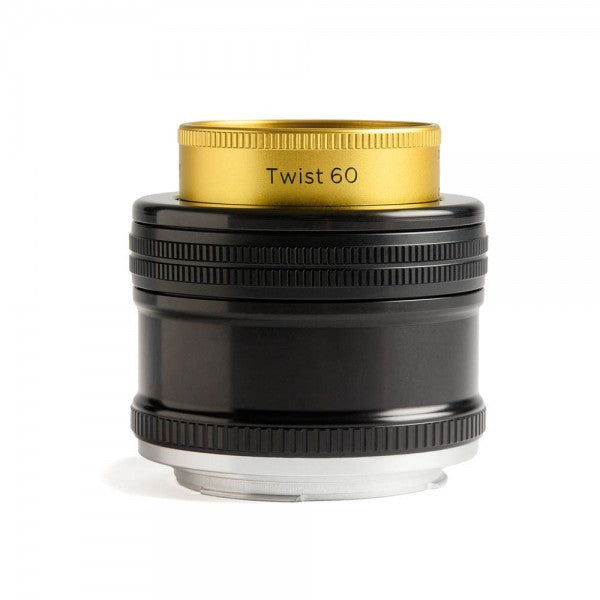 Lensbaby Twist 60 Optic for Nikon F
