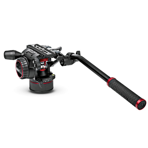 Manfrotto Nitrotech N8 Fluid Video Head