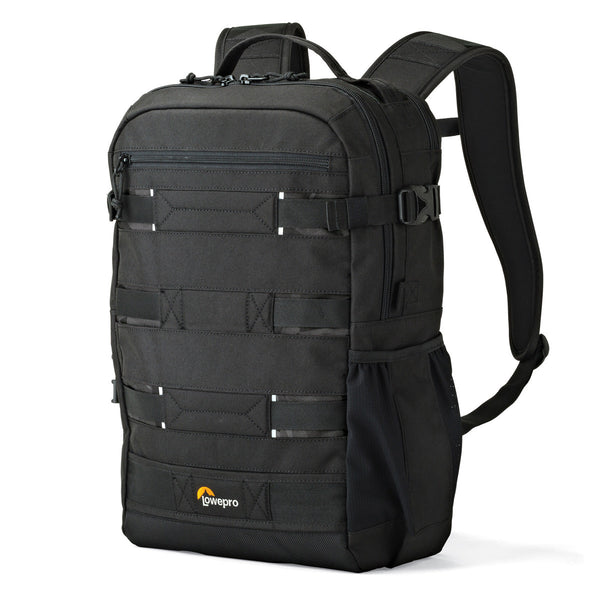 Lowepro ViewPoint BP 250 AW Backpack for DJI Mavic Drone or Action Cameras (Black)