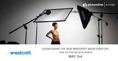 Showcasing The New Westcott Solix Light (May 3rd, Thursday)
