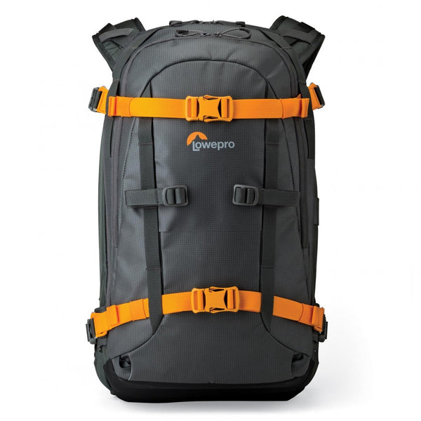 Lowepro Whistler 350AW Backpack (Grey), bags backpacks, Lowepro - Pictureline  - 1