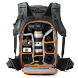 Lowepro Whistler 350AW Backpack (Grey), bags backpacks, Lowepro - Pictureline  - 6
