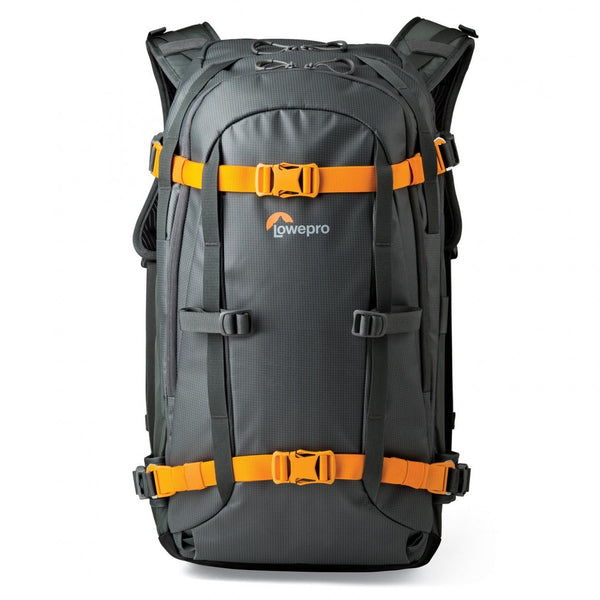 Lowepro Whistler 450AW Backpack (Grey), bags backpacks, Lowepro - Pictureline  - 1
