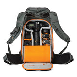 Lowepro Whistler 450AW Backpack (Grey), bags backpacks, Lowepro - Pictureline  - 3