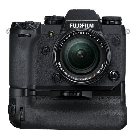Fujifilm X-H1 Digital Camera with VPB-XH1 Power Booster Grip Kit