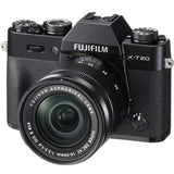 Fujifilm X-T20 Body with XC 16-50mm Lens Kit (Black), camera mirrorless cameras, Fujifilm - Pictureline  - 3