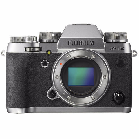 Fujifilm X-T2 Digital Camera Body (Graphite)