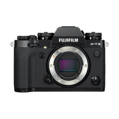 Fujifilm X-T3 Digital Camera Body (Black)