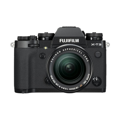 Fujifilm X-T3 Digital Camera w/18-55mm Lens Kit (Black)