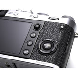 Fujifilm X100F Digital Camera (Silver), camera point & shoot cameras, Fujifilm - Pictureline  - 2