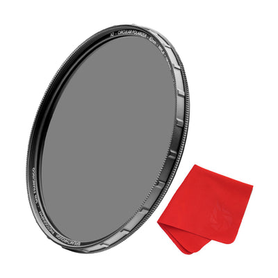 Breakthrough Photography 62mm X2 Circular Polarizer Filter