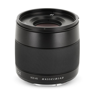 Hasselblad XCD 45mm f3.5 lens for X1D Cameras