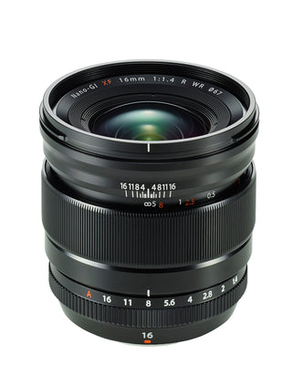 Fujifilm XF 16mm f1.4 Lens, lenses mirrorless, Fujifilm - Pictureline  - 1