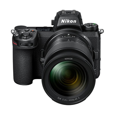 Nikon Z6 II Mirrorless Camera Body w/ NIKKOR Z 24-70mm f/4 S