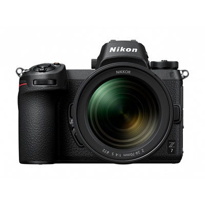 Nikon Z7 Mirrorless Camera Body w/ NIKKOR Z 24-70mm f/4 S