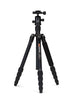 MeFOTO RoadTrip Travel Tripod Kit (Black)