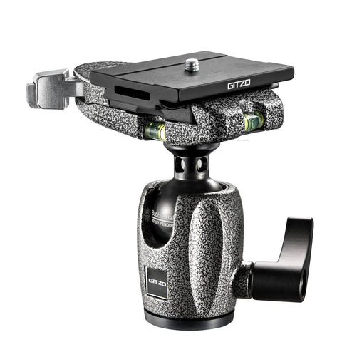 Gitzo GH2781TQD Traveler Center Ball Head, tripods ball heads, Gitzo - Pictureline  - 1