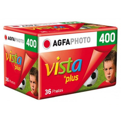 AgfaPhoto Vista Plus 400 135-36 Film (One Roll), camera film, Agfa - Pictureline