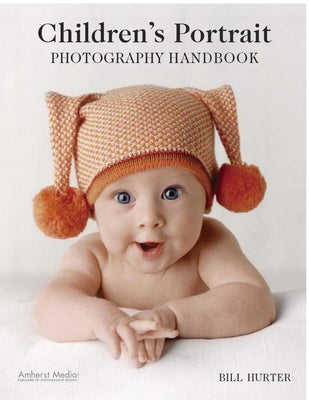 Book: Children's Portrait Photography Handbook, camera books, Amherst - Pictureline