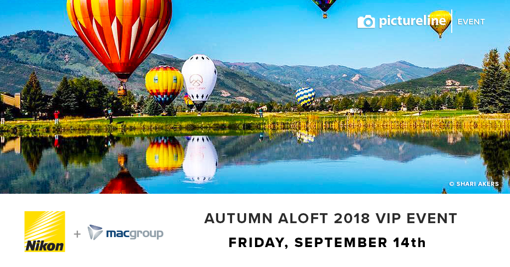 Autumn Aloft 2018 VIP Event (September 14th, Friday)