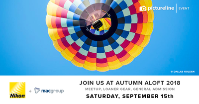 Autumn Aloft 2018: General Admission Meet-Up (September 15th, Saturday)