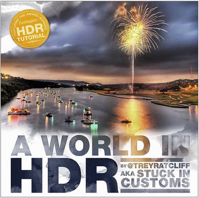 Book: A World In HDR Book By Trey Ratcliff, lighting studio books & dvds, Chuck Newell - Pictureline