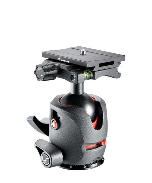 Manfrotto 054 Magnesium Ball Head with Q6 Quick Release, discontinued, Manfrotto - Pictureline