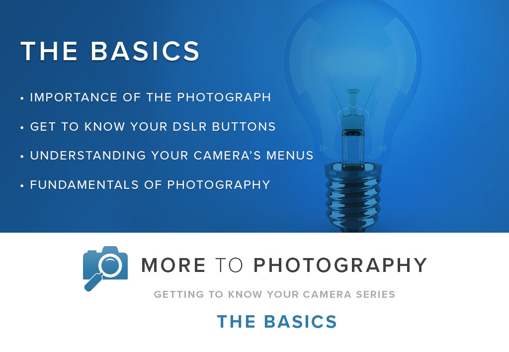 More to Photography - the Basics (January 6th)