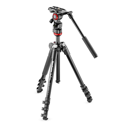 Manfrotto MVKBFR-LIVEUS BeFree Live Fluid Video Kit