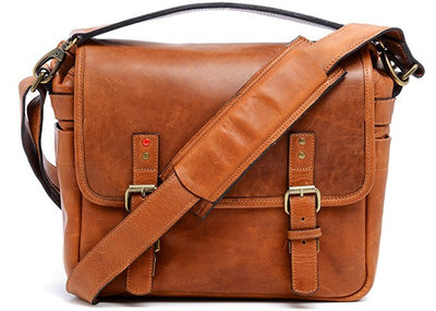 ONA Berlin II Camera Bag Vintage Bourbon, bags shoulder bags, ONA - Pictureline  - 1