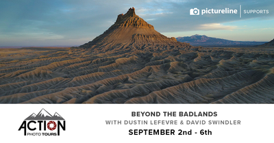 Beyond the Badlands with Dustin LeFevre and David Swindler (September 2nd-6th)