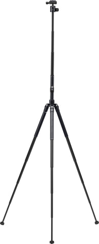 MeFOTO GlobeTrotter Air Travel Tripod Kit (Black), tripods travel & compact, MeFOTO - Pictureline  - 1