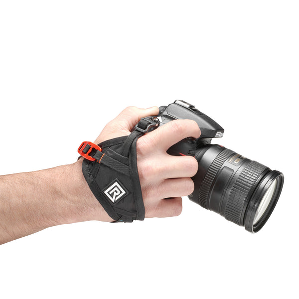 Black Rapid Hand Breathe Strap, camera straps, Black Rapid - Pictureline  - 1