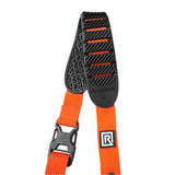 Black Rapid Cross Shot  Breathe Orange Camera Strap, camera straps, Black Rapid - Pictureline  - 3