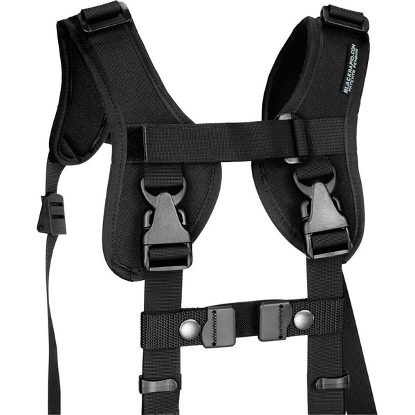 Black Rapid Slim Double Camera Strap (DR-2), discontinued, Black Rapid - Pictureline  - 1