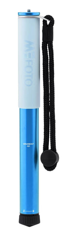 MeFOTO WalkAbout Air Monopod (Blue), tripods photo monopods, MeFOTO - Pictureline  - 1